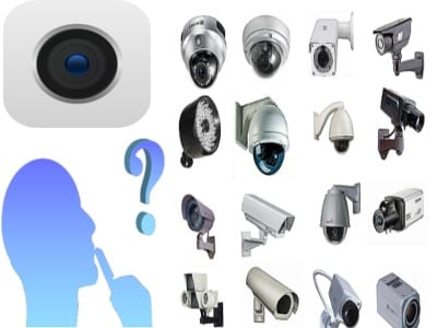 How to select your Security Cameras