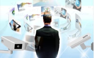 Surveillance cameras for business