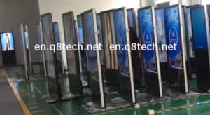 Floor Standing Lcd for RENT all services