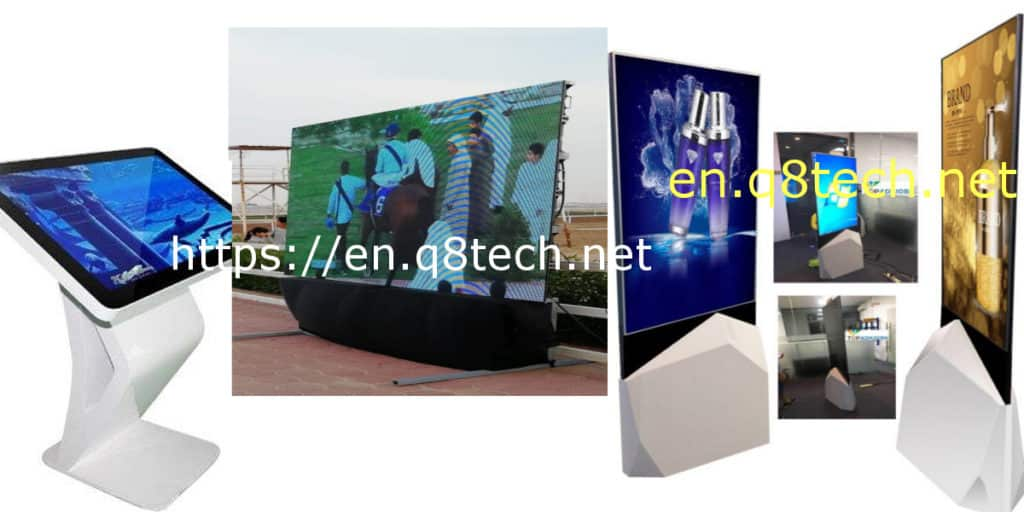 LED Screens General Key Features