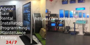 Led screens company in Kuwait