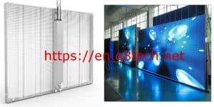 Transparent LED Screens Prices