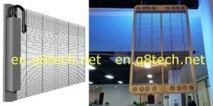 Transparent LED Screens for sale