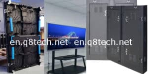 screens rental company integrated services