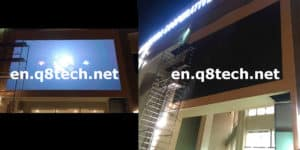 Display Screens for Rent