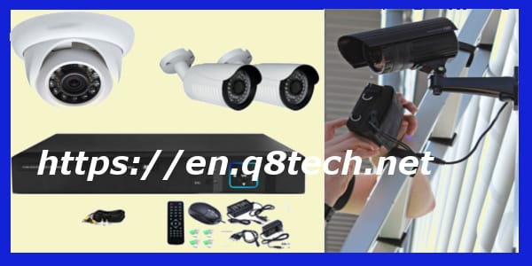 Sale and installation of surveillance cameras
