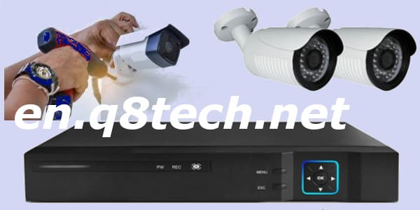 CCTV Camera Installation Kuwait All Systems