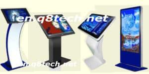 LCD display screens