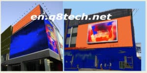 Display screens Specifications and advantages