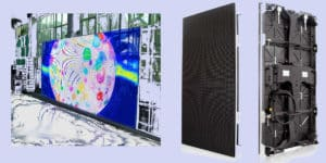 LED screens Modern Displays
