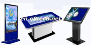 LCD screens for rent