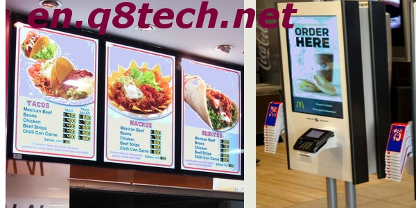 Restaurant screens advantages