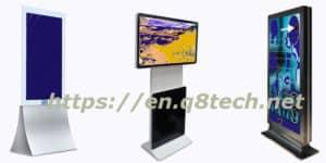 Kiosk Screens